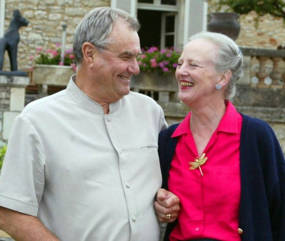 Margrethe and Henrik traditionally spent their August vacations in southern France