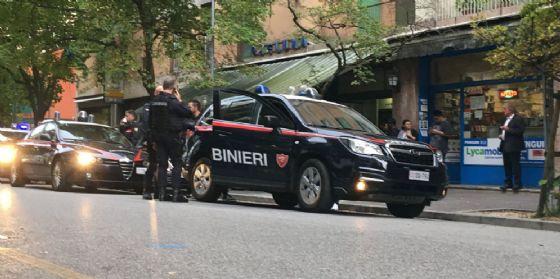 Tentata rapina a mano armata nel centro di Tricesimo (© Diario)