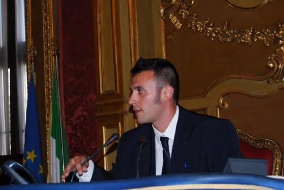 Fabio Versaci, presidente del Consiglio Comunale