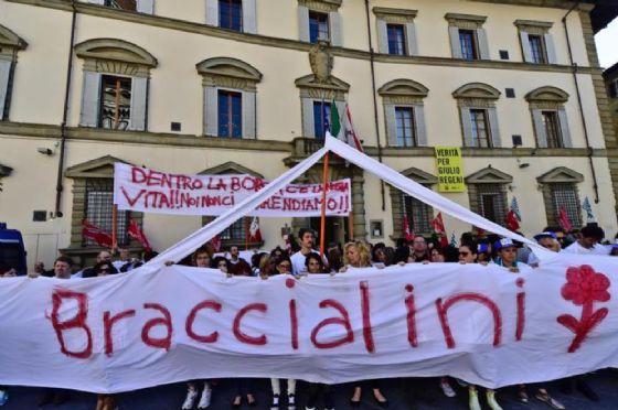Il tribunale di Firenze dichiara il fallimento della Braccialini