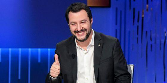 Matteo Salvini lunedì 19 febbraio sarà in Friuli Venezia Giulia (© ANSA)
