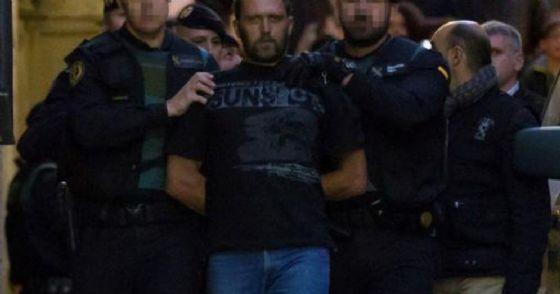Igor il russo ai giudici in Spagna
