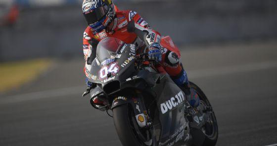 MotoGP | Test IRTA Thailandia Day 2: Dovizioso,