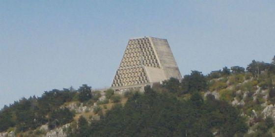 Regione-Chiesa: importante valorizzazione del tempio di Monte Grisa