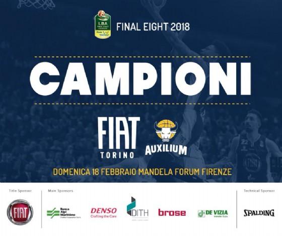 Il post su per celebrare la vittoria di Torino