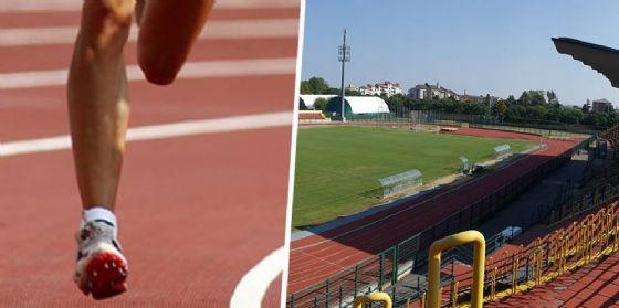 Lo stadio La Marmora/Pozzo