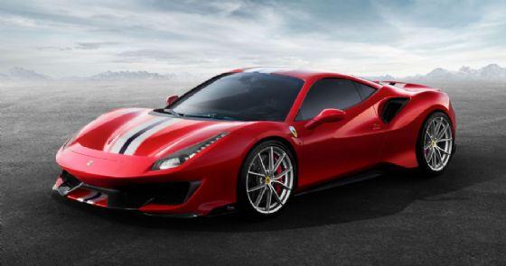 Ferrari, svelata la nuova 488 Pista, serie speciale pensata per le gare