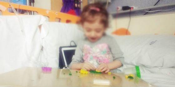 La piccola Elisa ha subito il trapianto di midollo: si riaccende la speranza