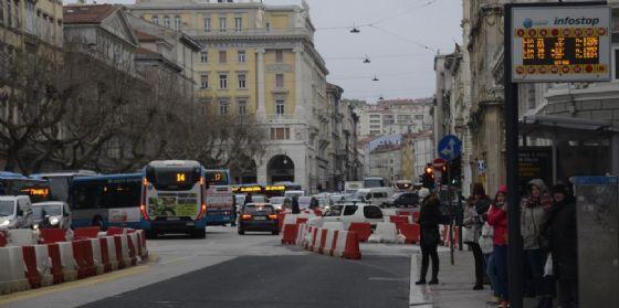 Maltempo: Bora forte a Trieste con raffiche fino a 133 chilometri orari