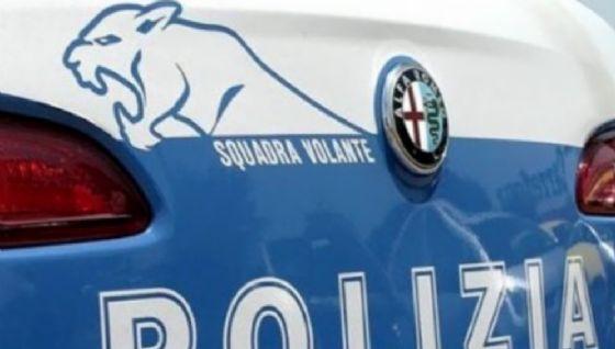 Volante della Polizia di Stato (© Diario di Biella)