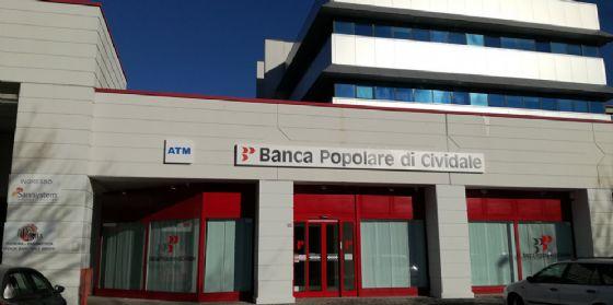 Inaugura a Pordenone la rinnovata agenzia 2 della Banca Popolare di Cividale (© Banca Popolare di Cividale)