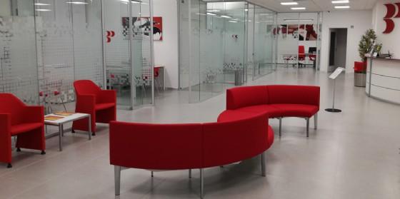 Inaugura a Pordenone la rinnovata agenzia 2 della Banca Popolare di Cividale