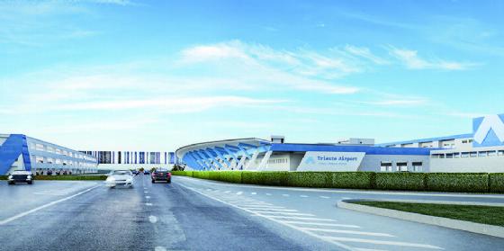 Polo intermodale e utili portano il valore di Trieste Airport a 70 milioni (© Trieste Airport)