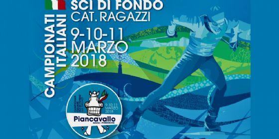 """A Pordenone presentati i campionati italiani """"Ragazzi"""" di sci di fondo (© Foto Sergio Vaccher)"""