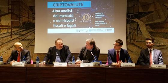 Criptovalute e bitcoin, grande interesse anche tra i friulani