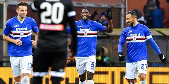 Silvestre e Zapata stendono l'Udinese