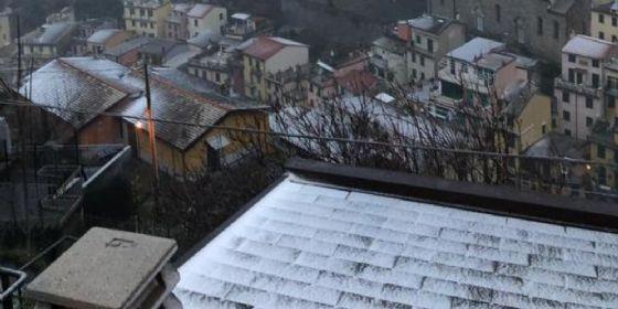 Allarme maltempo in tutta la Liguria. A Genova è allerta arancione