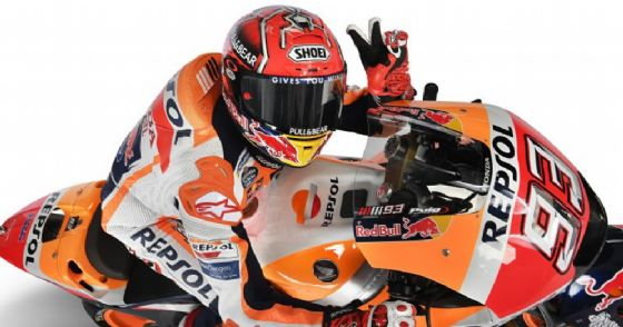 MotoGP. Marc Marquez firma con Honda HRC per altre due stagioni