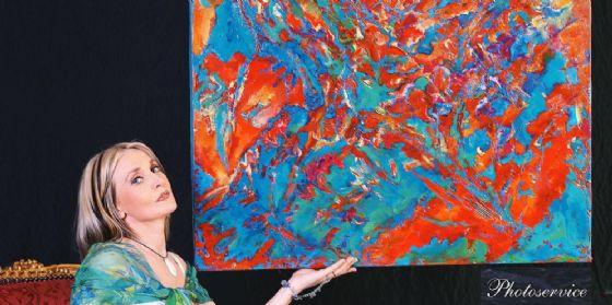 'Colore ... energia vibrazionale' le opere di Marisa Milan in mostra a Trieste