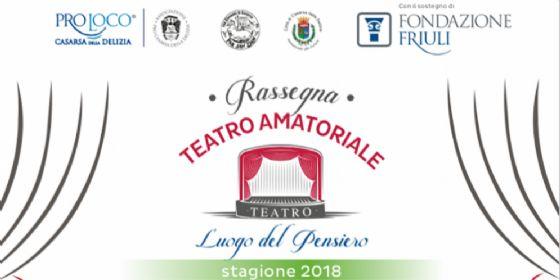 """Si ride in friulano con """"Teatro Luogo del Pensiero"""" a Casarsa della Delizia (© Pro Casarsa)"""