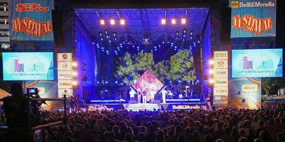 Trieste ospiterà la finalissima del Festival Show in piazza Unità d'Italia