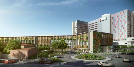 Salute: entro il 2021 nuova torre medica all'ospedale di Cattinara
