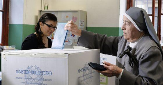 Elezioni politiche del 4 marzo (© ANSA)