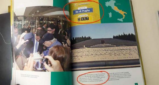 Grossolani errori nell'opuscolo elettorale del Pd: le scuse del partito (© G.G.)