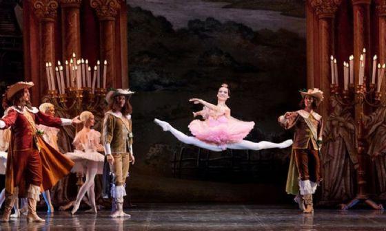 Torino, 10 cose da fare venerdì 2 marzo (© Teatro Nuovo, «Aurora Bella Addormentata»)