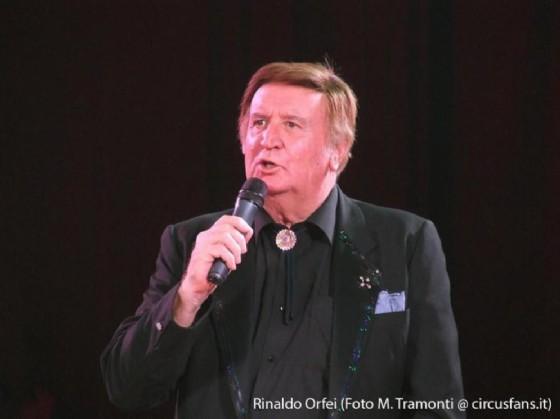 Lutto nel mondo circense, è morto Rinaldo Orfei