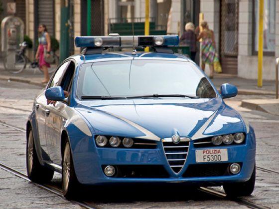Ventunenne tratto in arresto per furto aggravato continuato (© Polizia di Stato)