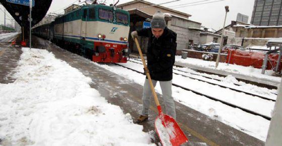Treni in Piemonte (© ANSA)