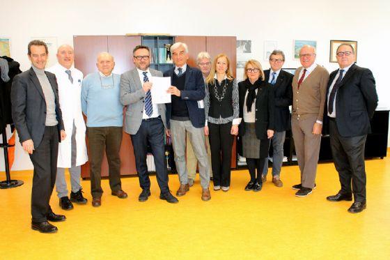 Foto di gruppo (© Diario di Biella)