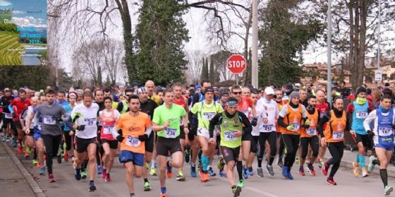 La Maratonina del Collio 2018 (© Foto di Sergio Marini)