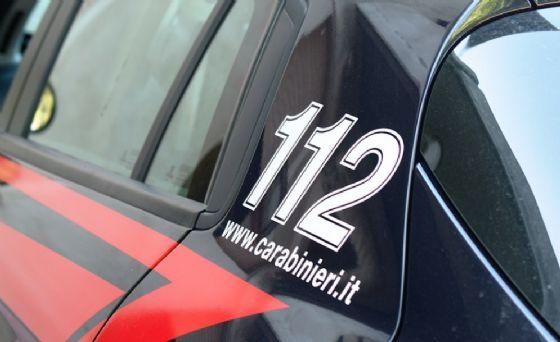 Per il pronto intervento dei carabinieri, bisogna telefonare al numero 112 (© Diario di Biella)