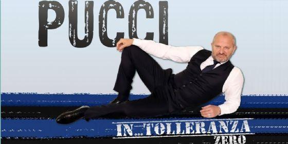 La carica e la simpatia di Pucci in un nuovo divertente live show a Pordenone