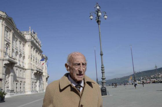 Morto a Milano Gillo Dorfles, aveva 107 anni (© Giovanni Montenero)