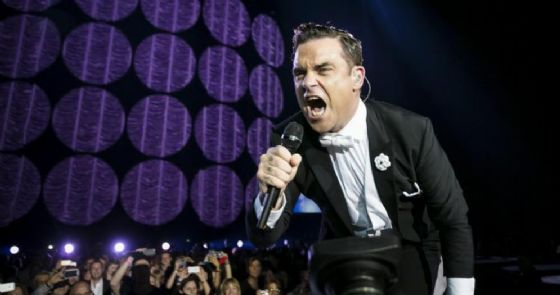 Robbie Williams ha problemi mentali