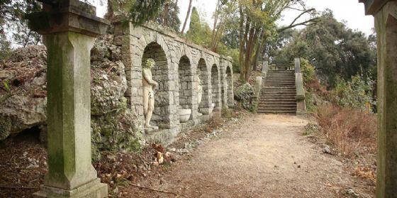 Palazzo Coronini: divisi in due fasi i lavori di sistemazione del Parco