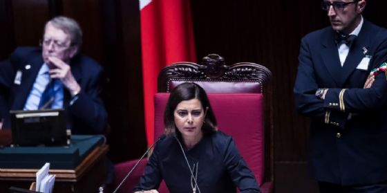 La presidente della Camera della passata legislatura Laura Boldrini