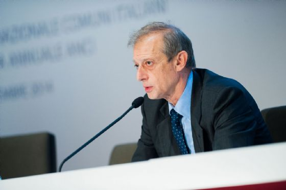 Piero Fassino (© ANSA)