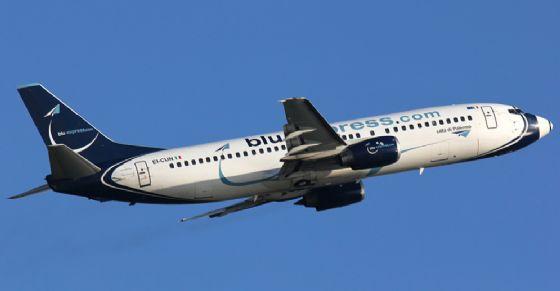 Nuovo volo per Cagliari (© Blue Panorama)