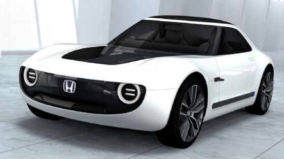La Honda Concept Sports Ev