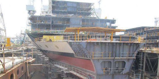 Fincantieri: firmato il contratto per due navi all'armatore francese Ponant (© Ansa (archivio))