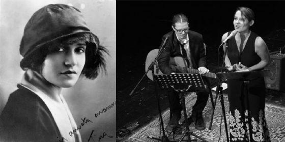 """""""Tina Modotti: gli occhi e le mani"""", lo spettacolo a Romans d'Isonzo (© Diario di Gorizia)"""