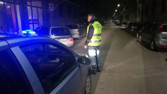 Torino - Vigile Travolto da auto che non si ferma all'Alt