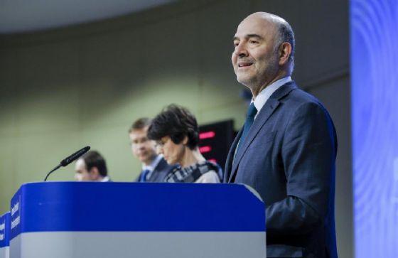 Il vicepresidente della Commissione Valdis Dombrovskis