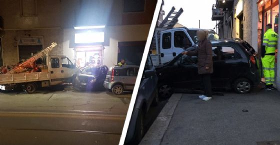 L'incidente in via Venaria