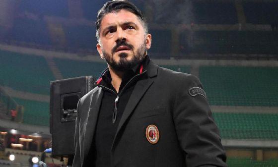 Milan, Gattuso a colloquio con i suoi giocatori: ecco cosa è successo