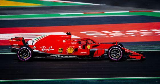 Record di Vettel nel penultimo giorno di test